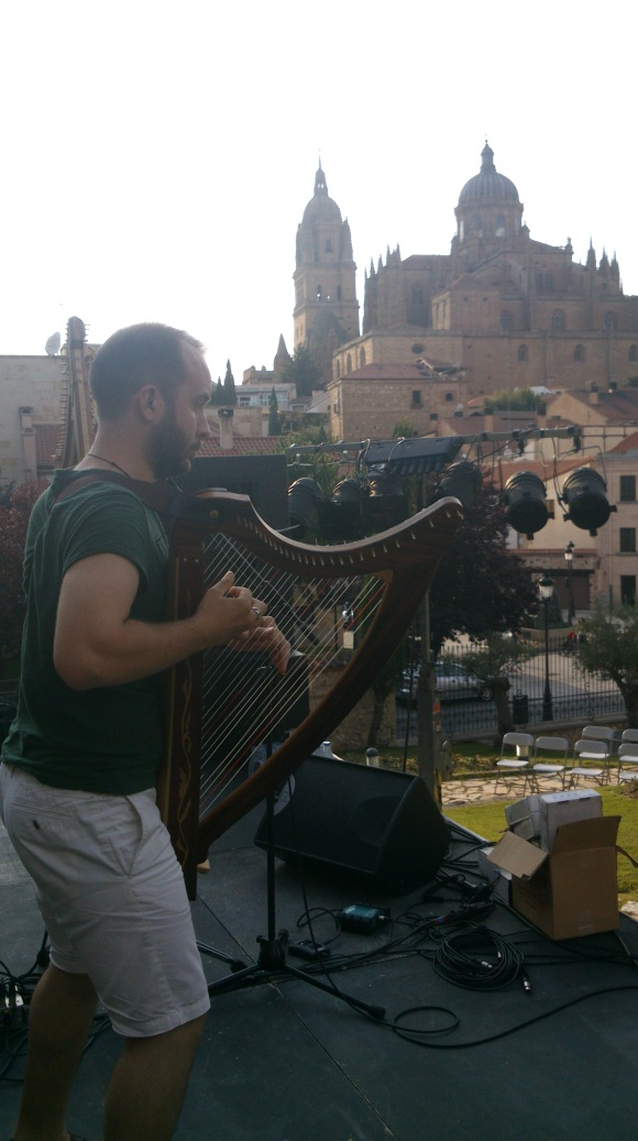 Ensemble Sangineto (Salamanca, 2015)