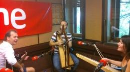 Ensemble Sangineto (RNE Pamplona, 2015)